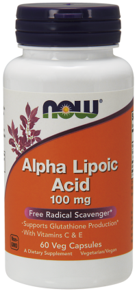 Alpha Lipoic Acid 100 м